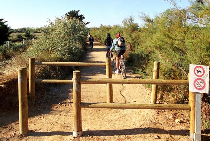 17 chemins de randonnée au départ des Sables d'Olonne