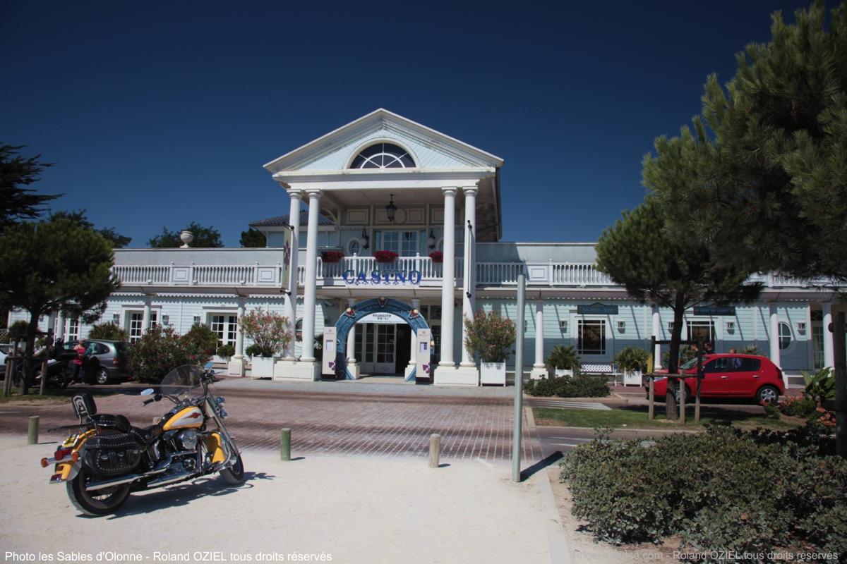 Hotel casino sable d'olonne