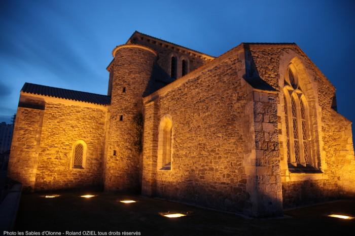 Fort Saint Nicolas Nocturne