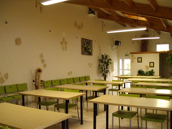 Location de la salle pour une association en assemblée générale