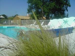 Gite avec piscine - Les Rousselières aux Sables d'Olonne