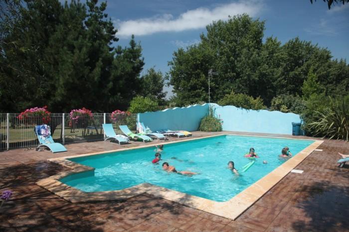 Location mobil home les sables d'olonne avec piscine chauffée
