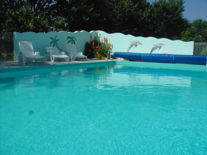 chambre d'hotes les sables d'olonne avec piscine chauffée